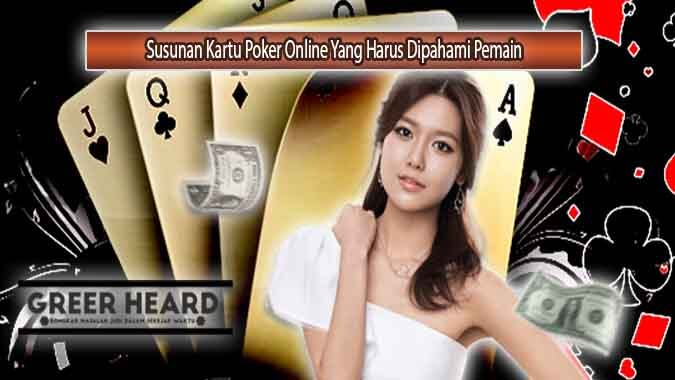 Susunan-Kartu-Poker-Online